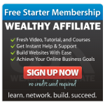 Wealth Affiliate Signup